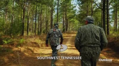 Preview the episode of Mossy Oak's Hunting the Country for the week of