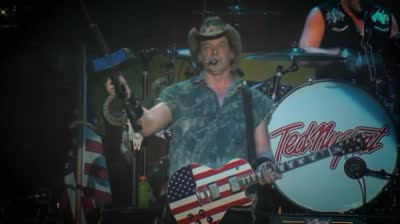 Ted Nugent Spirit of the Wild starts Tuesday at 8:30pm ET.