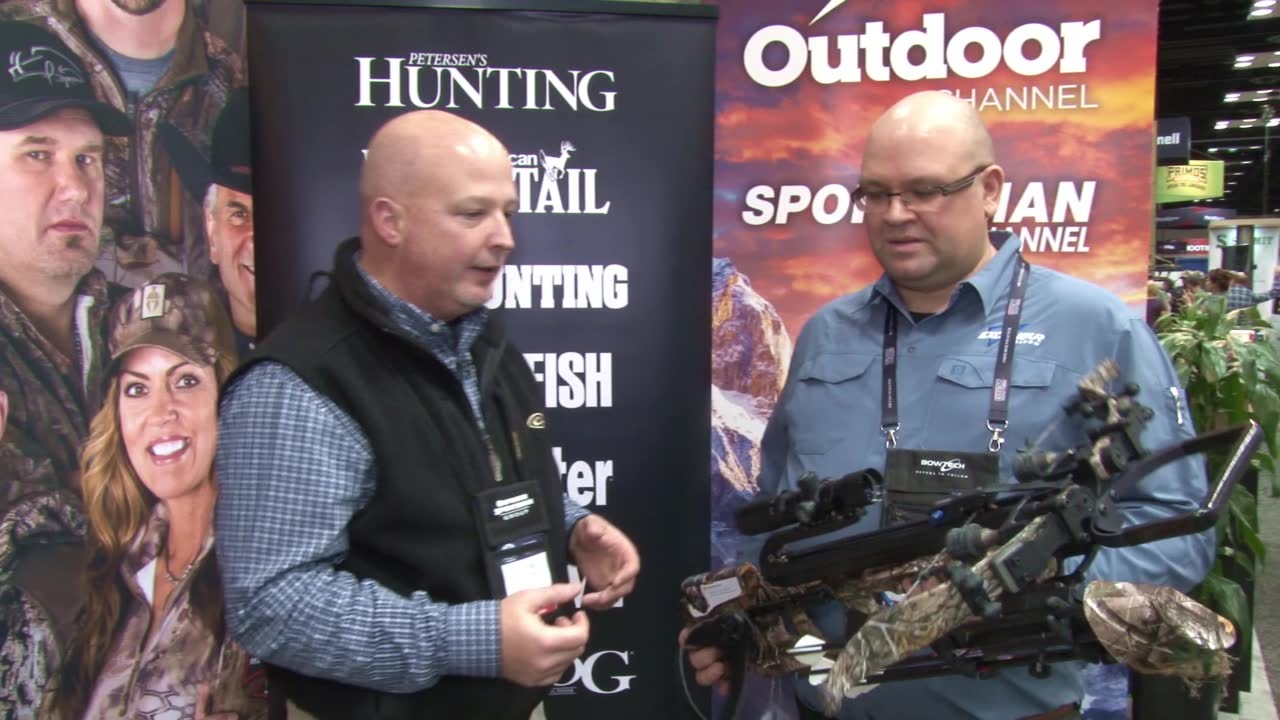 ATA 2018: Bowtech and Excalibur's New Assassin Crossbow